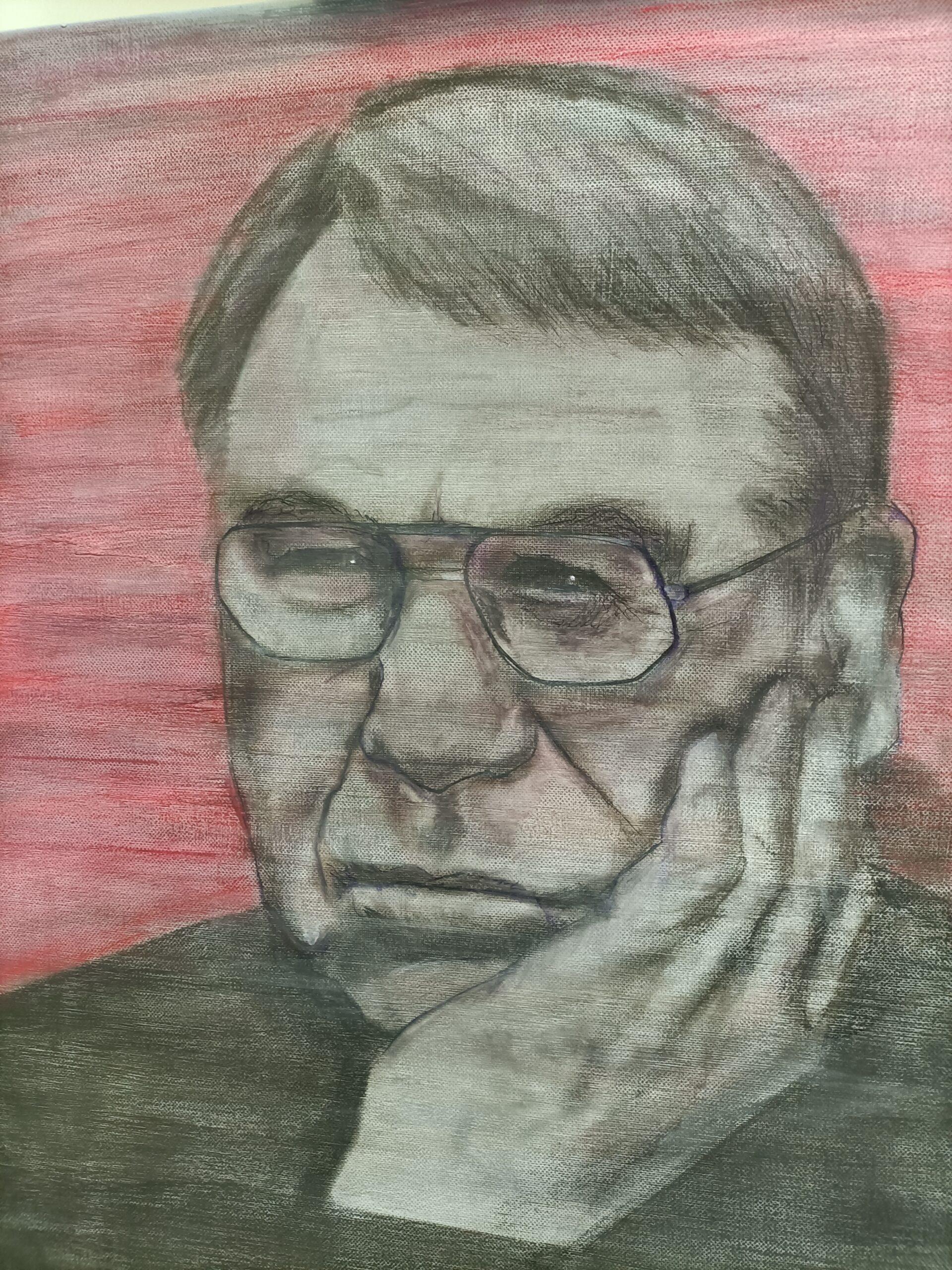 Obraz uczestnika portret